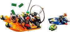 LEGO 8968 - AGENTS - River Heist - 2009 - NO BOX