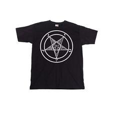 Baphomet Unisex T-shirt All Sizes, Gothic, Demon, Horror, Halloween, Wicken