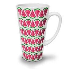 Watermelon Piece NEW White Tea Coffee Latte Mug 12 17 oz | Wellcoda
