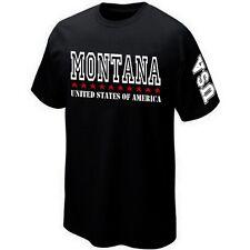 T-Shirt MONTANA USA - ETATS UNIS - UNITED STATES ★★★★★★