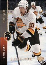 PAVEL BURE 1994-95 UPPER DECK ELECTRIC ICE HOCKEY INSERT CARD #469 RARE HOF L@@K