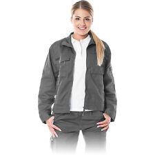 ad617ce39cf480 Arbeitsjacke Damen Jacke Arbeitskleidung Schutzjacke Grau Gr. S - XXL