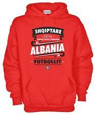 Felpa Con Cappuccio KJ1001 Nazionale Albanese Europeo Kosovo Albania Calcio