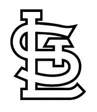 Decal Vinyl Truck Car Sticker - MLB Baseball St. Louis Cardinals