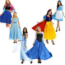 Adult Women Princess Fancy Dress Mermaid Cosplay Party Dress Halloween Costume