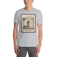I want to Believe Short-Sleeve Unisex T-Shirt
