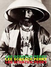 LEE PERRY T-SHIRT. Wailers, reggae, dub.