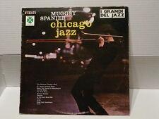 MUGGSY SPANIER Chicago jazz I grandi del jazz VDS 386 Pressage italien