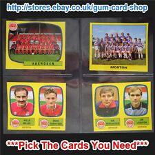 ☆ Panini Football 88 - Scottish Teams (VG) *Choose the Stickers You Need*