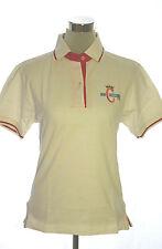 La Camisa Trachtenpolo Shirt Polo Tracht Logo Stickerei La Camisa Weiß Gr 40