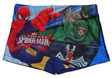 Badehose Kinder Jungen Badeshort Spiderman Größen 98 104 110 116 122 128 E1-11