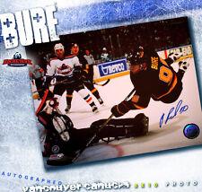 Pavel Bure Signed Vancouver Canucks 8 X 10 Photo -70300