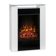 Cheminée électrique radiateur soufflant chauffage 900/1800 W Simulation flamme