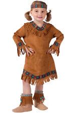 Native American Indian Girls Dress Toddler Costume