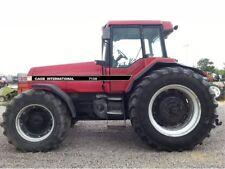 CASE IH Tractor 7110 7120 7130 7140 or 7150 Hood & Cab Decal stripe Set .