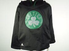 Boston Celtics Kids Size Official NBA Adidas Sweatshirt NEW Polyester
