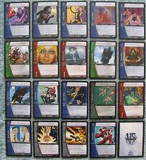 VS System Marvel Knights Rare & Rare Foil Cards [Part 2/2] (MMK)