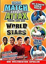 MATCH ATTAX WORLD STARS 2010 -  Star Player - auswählen - mint