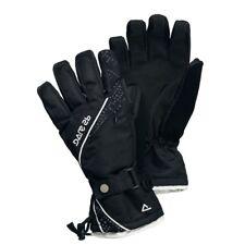 Women's Dare2b 'Chase Me' Black Waterproof Ski Gloves.