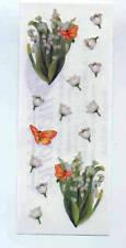 CREATIVE MEMORIES FLOWERS STICKER STRIP #11 BN & NLA