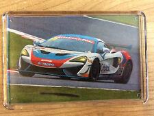British GT Championship Cars/Drivers 2017 GT4 ~ Fridge Magnet / Mini Photo Frame