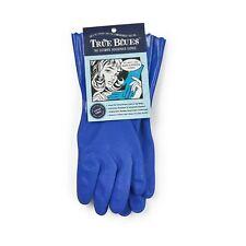 Star Kitchen & Home True Blues Ultimate Vinyl Household Gloves - Blue