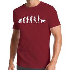 Evolution perro t-shirt   perros   Dog   perrito   pasear a pasear     Bello