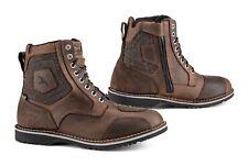 Falco Motorrad Schuhe / Sneaker Ranger Wasserdicht Brown