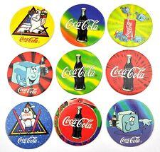 Coca-Cola Coke Cap Collection usa 1995 pogs chips pièces coins Jeton