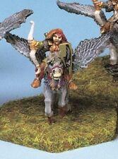 Elves WOOD & Alta DEMONWORLD 15mm FANTASY Figure nuova non verniciata