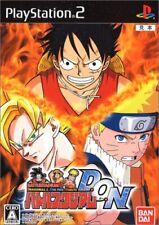 Battle Stadium D.O.N. SLPS-25675 PlayStation2 JAPAN OBI