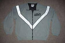 US Army PT Jacket Large Regular Military Issue IPFU Uniform Reflective 60