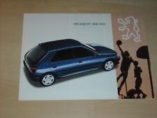 32502) Peugeot 306 XSi Prospekt 199?