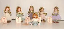 "Bambola "" ANGELO "" MARIGIO' porcellana  куклы"