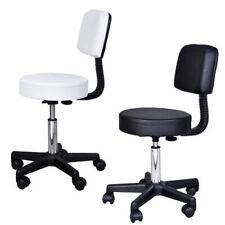 Massage Stool Beauty Salon Swivel Gas Lift Manicure Tattoo Stools Chair 2 Colour