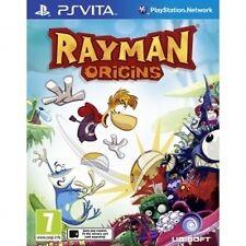 Rayman Origins (Sony PlayStation Vita, 2012) cart only