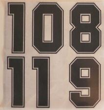 Flock Nummer number home Trikot shirt Argentina Argentinien 1978 1986 1990