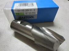"""IZARTOOL 1-1/2"""" x 1-1/4"""" Shank 2 Flutes M-42 HSS End Mill endmill EDP 930110"""