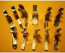 JUKI DDL- 5550 , DDL-227 INDUSTRIAL 1-NEEDLE SEWING MACHINES ZIPPER 11 FOOT FEET