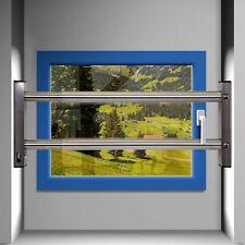 Fenstersicherung Einbruchschutz Edelstahl Fensterschloss Fensterriegel Verzinkt