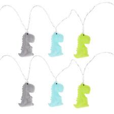 LED Lichterkette Dino 2m Kind Nachtlicht Minilichterkette Lichter Kette