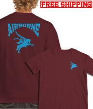 Airborne Forces PEGASUS T-SHIRT ALL ARMS 16 Air Assault Brigade parachute