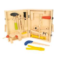 BIGJIGS Toys Carpintero Caja de herramientas