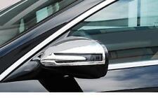 Mercedes R171 SLK R230 SL W219 C219 CLS W207 E Class Chrome wing mirror covers
