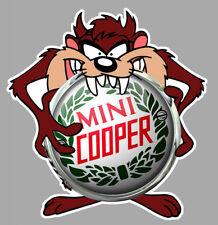 MINI COOPER TAZ Sticker  °