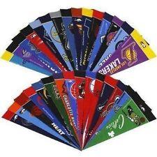 """MINI BASKET NBA Logo Team di feltro vessilli bandiere 9"""" x 4"""" 30 SQUADRE SPEDIZIONE GRATUITA"""