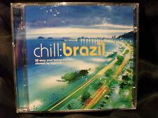 Chill: Brazil - 36 sexy soul bossa tracks - DCD