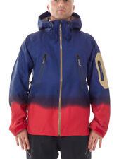 O'Neill Skijacke Snowboardjacke blau Jeremy Jones 3L Hyperdry leicht