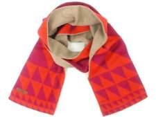 O'Neill Bufanda Bufanda de punto Bufanda de invierno Flare rojo con patrón