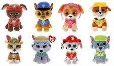 Ty Beanie Buddies Soft Toy Paw Patrol 9 inch New With Tags